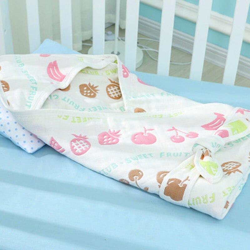 Blanket & Swaddling Winter Baby Swaddle Wrap Blankets Autumn Soft Stroller For Newborns Bebe Baby Duvet Bedding Set Baby Bedding