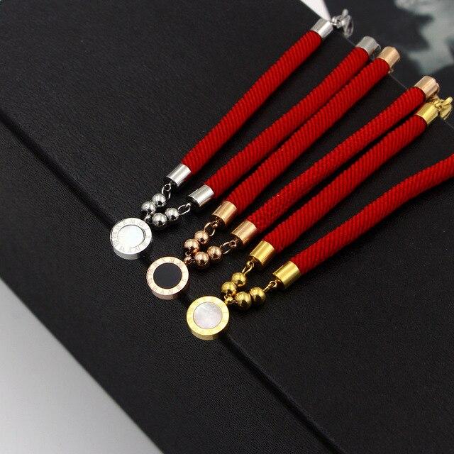 Модные ювелирные изделия римские цифры в черно белом двухстороннем