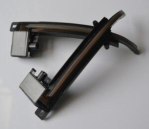 Image 5 - Dynamic Blinker Mirror Light for Audi A6 C6 4F A4 A5 B8 Q3 SQ3 A3 8P S4 S5 S6 Side LED Turn Signal Indicator A8 D3 8K