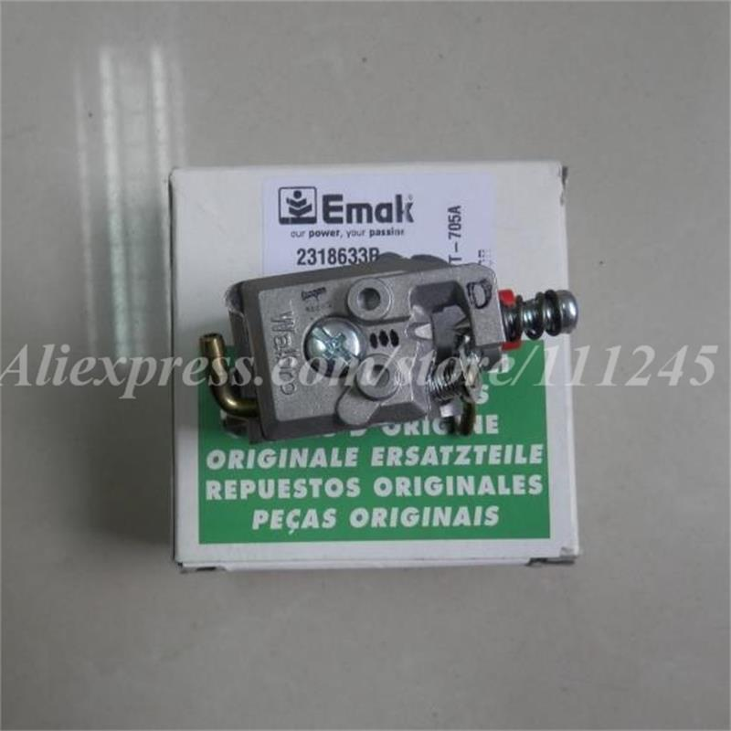 932C GENUINE CARB FITS EFCO OLEO-MAC EMAK 932 CARBY AY OLEO MAC CHAINSAW CARBURTO TRIMMER BRUSHCUTTER CARBURETTOR 2318633R genuine recoil starter assembly 4t new style for oleo mac om sparta 36 43 sparta &more trimmer brushcutter pull start 61332012r