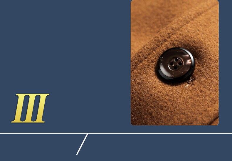 HTB11FyDah rK1RkHFqDq6yJAFXaD Winter Wool Thick Warm Coat Men Fashion Double Collar Windproof Smart Casual Mens Jackets Outwear Long Woolen Coats DropShipping