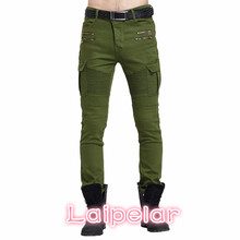Laipelar Brand Mens Outdoors Military Tactical Pants High Quality Cotton Fitness Joggers Trousers Homme Asian Size