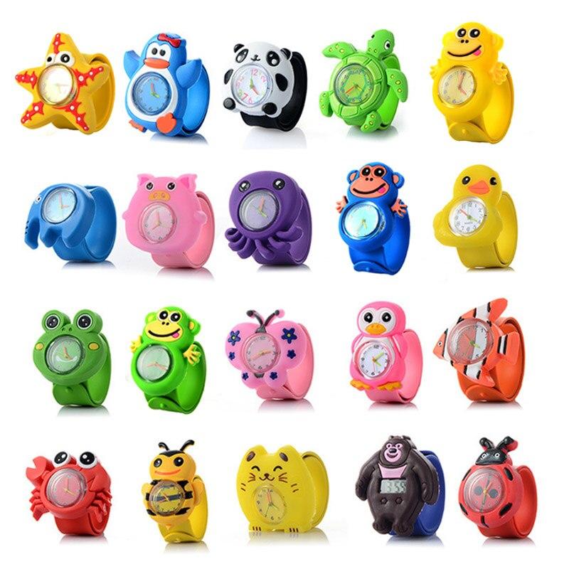 Children's Watches 3D Cartoon Kids Wrist Watches Kid Baby Watch Clock Quartz Watches Boys Gifts Relogio Montre Girls