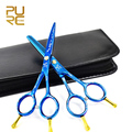 Professional hairdressing scissors set 5.0 inch 2016 new styling tools high quality scissors for hair wholesale hair salon tools