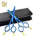 Profissionais de cabeleireiro tesoura definir 5.0 polegada 2016 novas ferramentas de estilo tesoura de alta qualidade para ferramentas de cabelo salão de beleza de cabelo por atacado