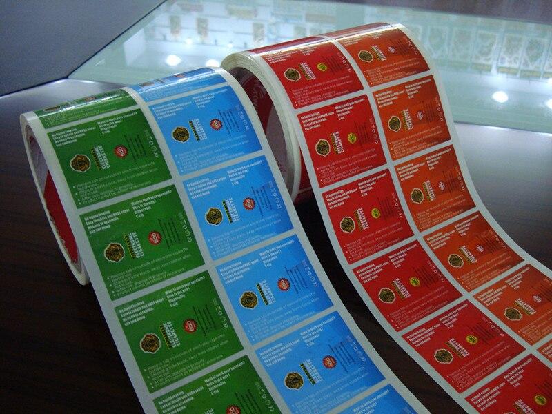 Уф-печать этикеток – лучший вариант для производителей