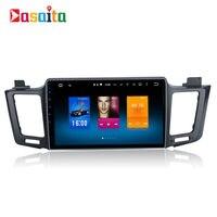 Car 2 Din Android GPS Navi For Toyota RAV4 2014 2016 Autoradio Navigation Head Unit Multimedia