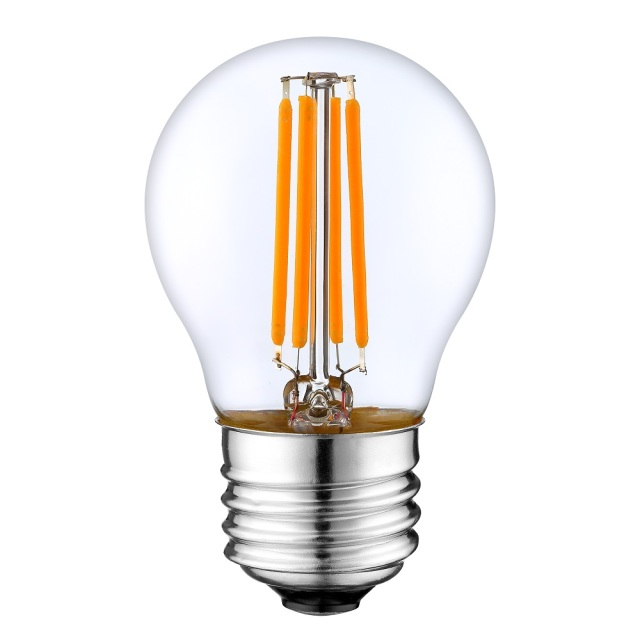 Retro LED Filament Light Dimmable E14 E27 G45 A60 Globe Bulb 1W 2W 4W 8W 10W Edison Vintage Ampoule Lamp 220V indoor Lighting