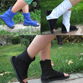 Naruto Uchiha Sasuke Haruno Sakura Ninja Cosplay Black and blue  Shoes Costume free shipping