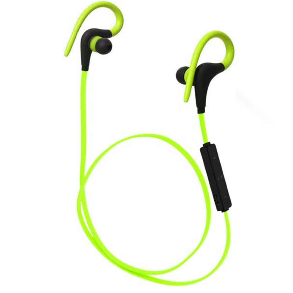 Wireless Stereo Sweatproof Bluetooth in-ear Sports Earphones phone air pods Sport headphone in ear Headphones with microphone