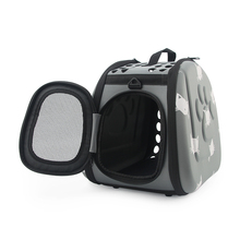 Portable & foldable pet carrier bag
