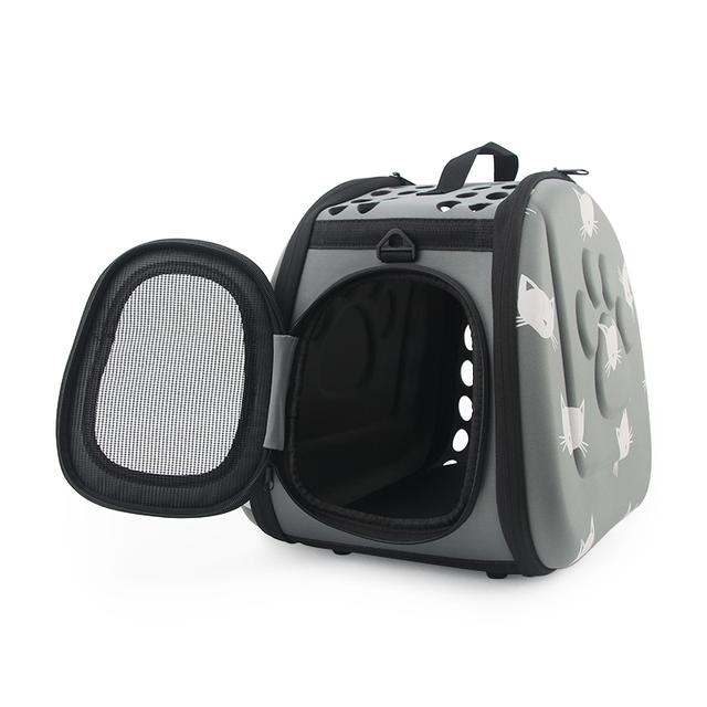 Cat Patterned Handbag Pet Carriers