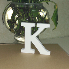 new diy stickers letter 3d English Wedding love letters Decorative wooden Letter Alphabet  Wedding Gift wall Decoration