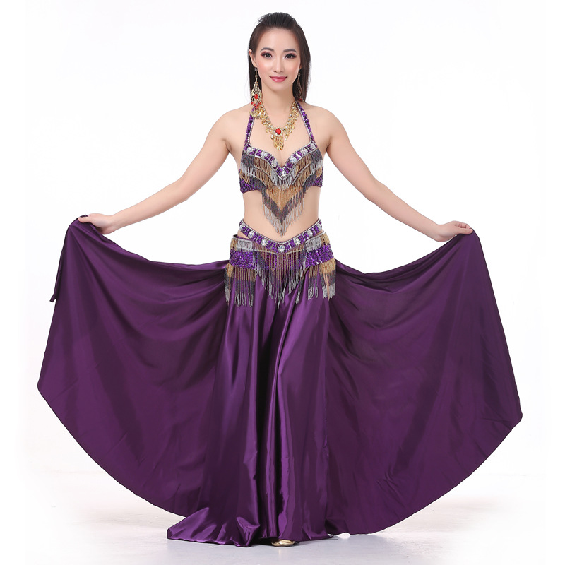 Hot Sale Belly Dance Skirt Women Clothes Girls Performance Lady