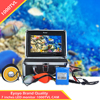 Eyoyo 30M 1000TVL Fish Finder Underwater Video Camera Monitor 7 Fish Finder White LED Fish Cam