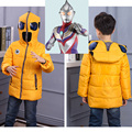 2016 New Altman Boys Winter Jacket For Boy Down Unventilated Jacket Children Long Sections Winter Warm Coat Clothing Boys Down