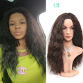 Newest full beach weavy curly wigs Heat Resistant perruque synthetic women hair Wigs black harley quinn wig cheap wigs for women