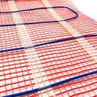 Calor de minco 8m x 50cm 150 vatios de fusión de la nieve calefacción de piso alfombra FEP aislado Durable y seguro de calefacción Mat - 6