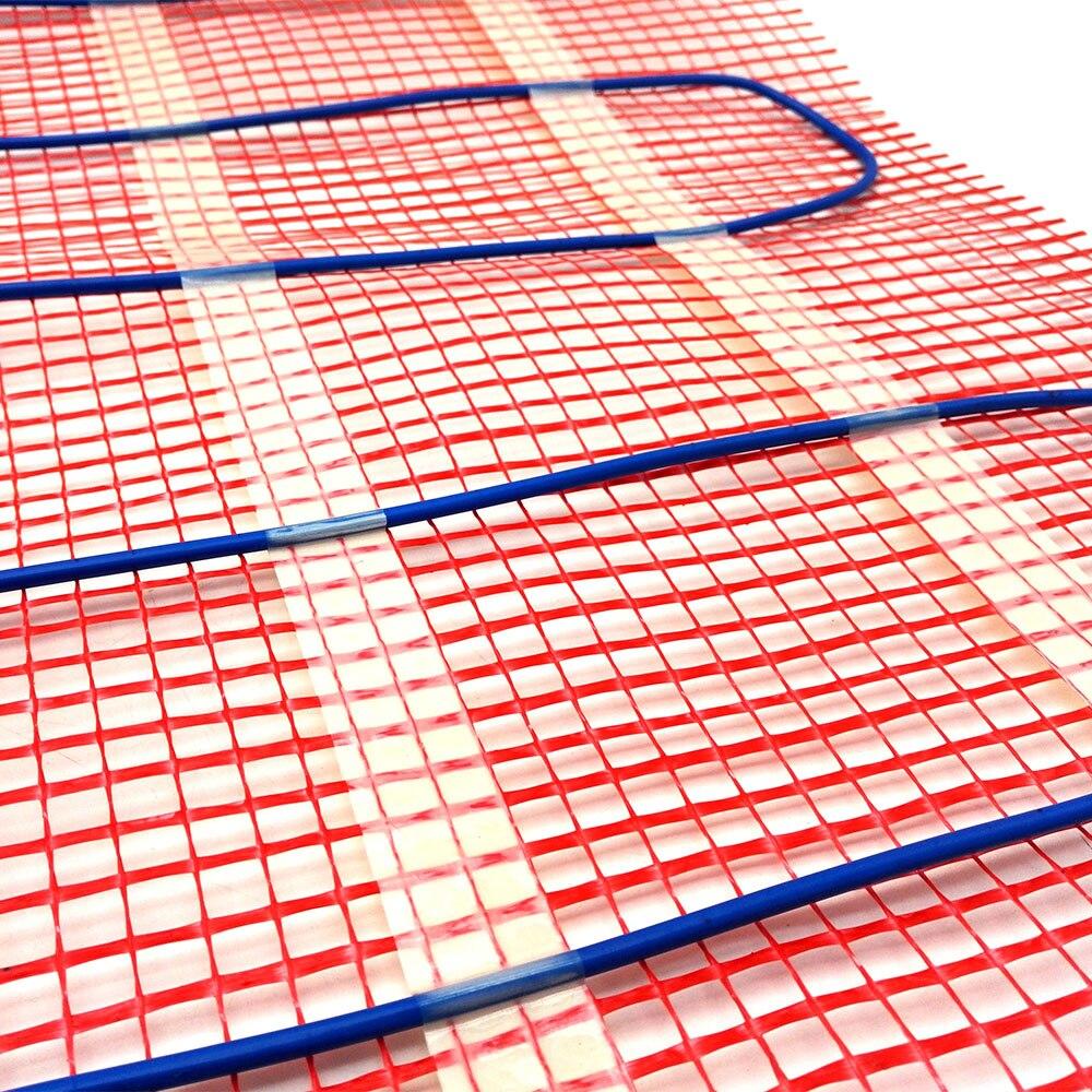 Minco Wärme 8m x 50cm 150 Watt Schnee Schmelzen Boden Heizung Teppich, FEP Isolierte Langlebig und Sicher Heizung Matte - 6