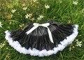 Baby girls fluffy chiffon tutu pettiskirt Girls princess skirt Ballet dance tutu skirt for 18M-10years