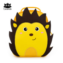 Cartoon 3D Hedgehog Kindergarten Zoo Animal Little Kids Small School Bag Light Lion Backpack 3-6 Years Girls Boys Toddler
