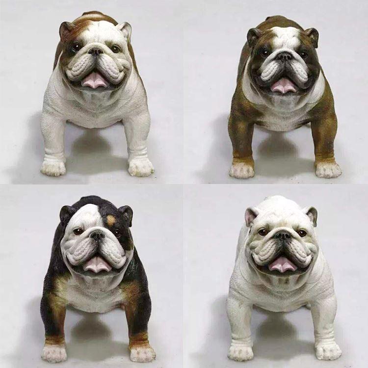 El Sr. Z 1/6 escala Bulldog británico-in Figuras de juguete y acción from Juguetes y pasatiempos on AliExpress - 11.11_Double 11_Singles' Day 1