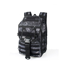New Sales Tactical MOLLE Backpack 600D Encrypt Oxford Waterproof Fabric For Hunting Climbing CL5 0054