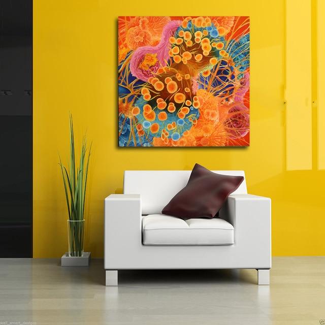 Hdartisan Mur Photos Pour Salon Résumé Toile Art Peinture, Salon