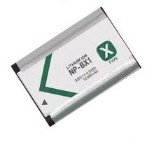 NP-BX1 NPBX1 Digital Camera Battery NPBX1 lithium batteries pack For SONY RX1 RX100 M3 RX1R WX300 HX 300 400 GWP88 PJ240E AS15