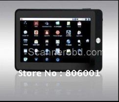New 7 Inch Table  PC Android2.3 multi-language