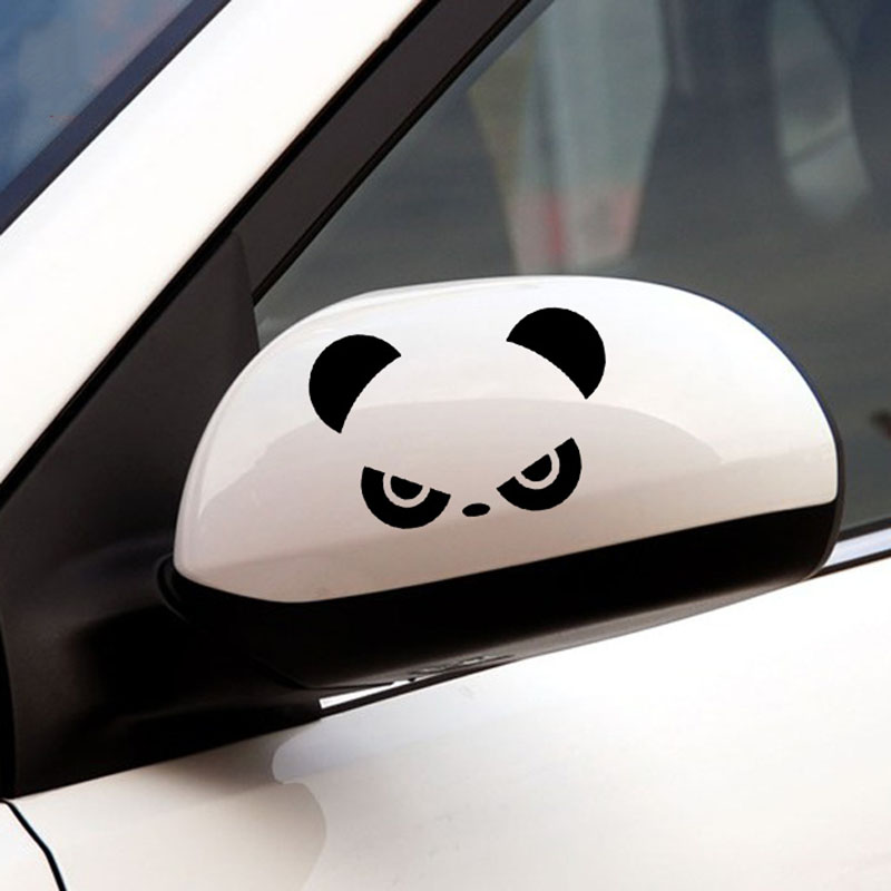 Compare Prices On Angry Panda Car Decal Online ShoppingBuy Low - Design car decals online