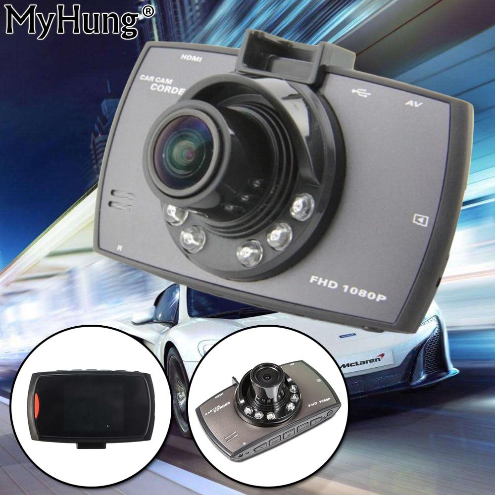 Snimač vožnje automobilom Dvr fotoaparat s vozilom Full HD 1080P - Automobilska Elektronika