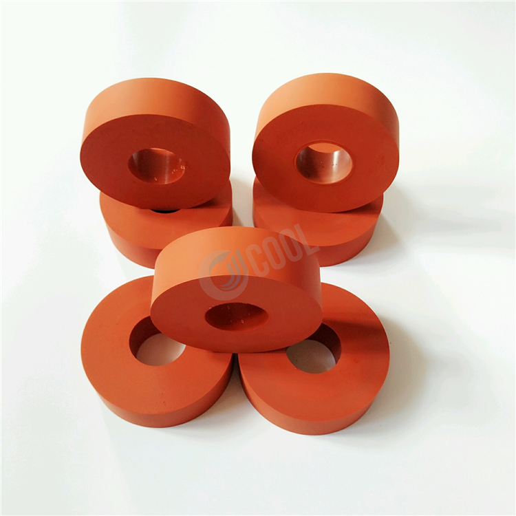 Hot transfer stamping rubber roller silicone rubber roller high temperature rubber roller silicone rubber roller Power Tool Accessories    - title=