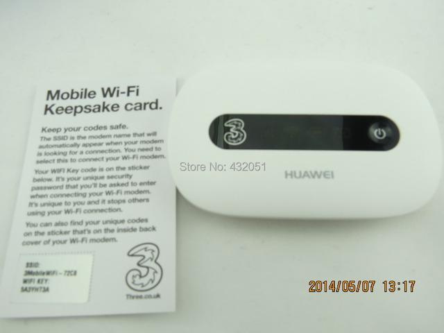 21 mbps huawei e5220 wi-fi móvel (e5220s-2)