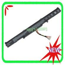 4 Сотовый A41-X550E Аккумулятор для ASUS R752LJ R752LD R752LB R752M R752L R751J X751M X751MA X751L X751LA F751L F751LX