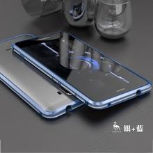 Для Huawei Mate 9 чехол роскошные аксессуары алюминиевая рама + противоударный защитный чехол для телефона для Huawei Mate 9 чехол Fundas