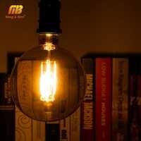 Vintage Edison ampoules LED Filament Ampoule E27 4 W 220 V 240 V G150 rétro Ampoule incandescente Edison lampe pour suspension
