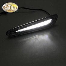 SNCN Super Brightness Waterproof Chromed Cover 12V Car DRL LED Daytime Running Light For Mazda 3 2013 2012 2011 2010