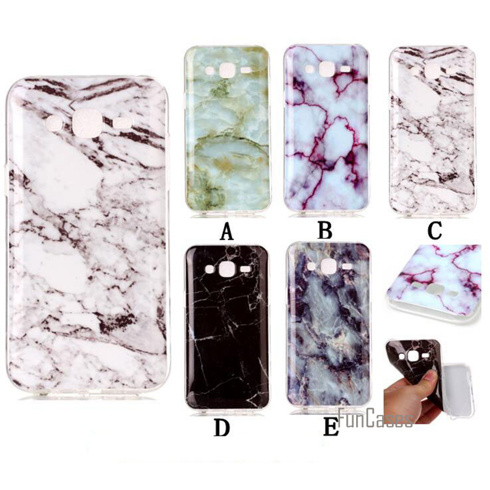 For Samsung Galaxy J7 Case TPU Silicon Marble Back Cover Phone Bags Cases For Samsung J7 J700F J700 J7000 j7008 5.5 inch Holder