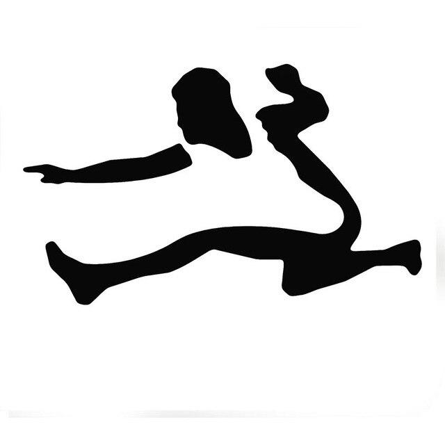 atacado 20 pçs lote correndo silhueta esportes porta etiqueta do