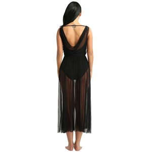 Image 3 - הכי חדש נשים למבוגרים בנות רשת בלט מחול בגד גוף למבוגרים לירי בפועל מחול מודרני תלבושות נבנה מדף חזיית בגד גוף