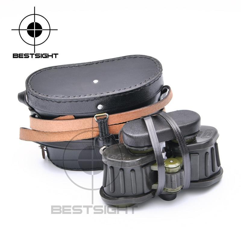 Tactical 6x30 HD Waterproof Binoculars Binoculo Profissional With Belt Binoculars font b Rangefinder b font Hunting