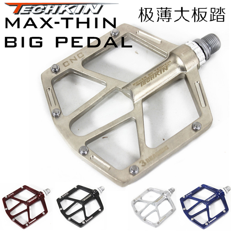 10335 thin plate factory direct foot folding bike and mountain bike increase Palin Aluminum Alloy ultra light anti-skid pedal be стоимость