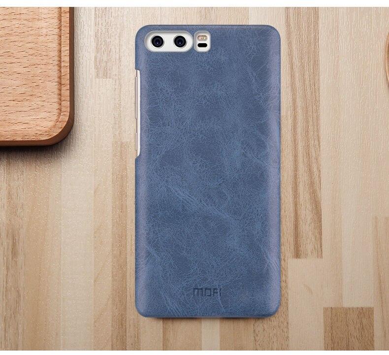 Huawei P10 Case Cover Huawei P10 Plus Case Leather PC Phone Fundas Huawei P10 Plus Hard Back Case Original Accessories