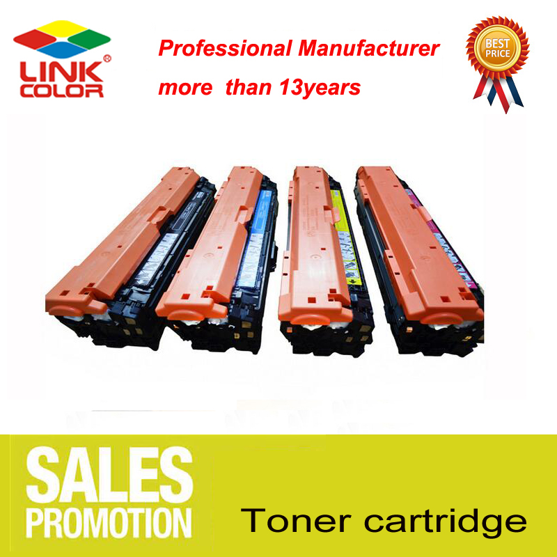 все цены на free shipping CF210A CF211A CF212A CF213A 131A Compatible Color Toner Cartridge For HP LaserJet Pro200 M251n/nw M276n/nw printer онлайн
