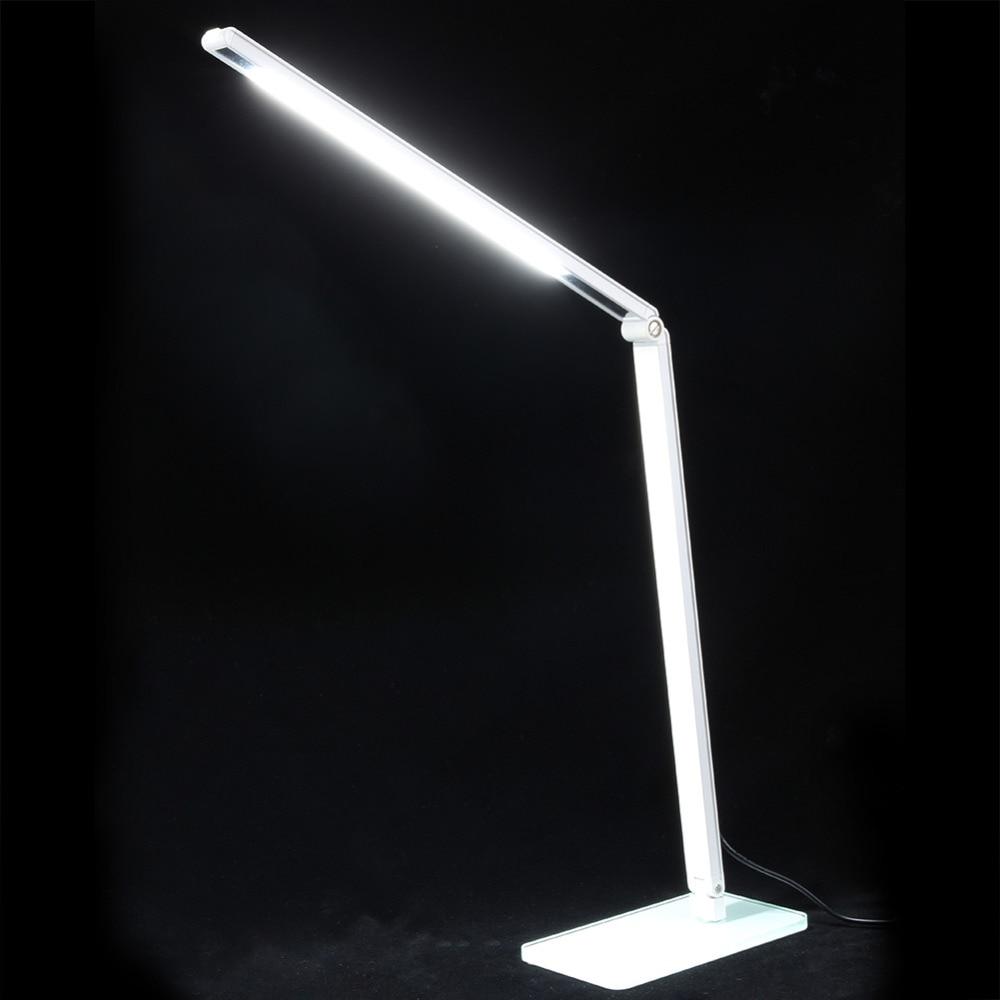 48-LED SMD Desk Lamp Table Lamp Foldable Dimmable Rotatable Eye Care LED Light Adjustable lampara de mesa 48 led smd table lamp dimmable energy saving desk lamp study reading protection lamp light adjustable luminaria de mesa