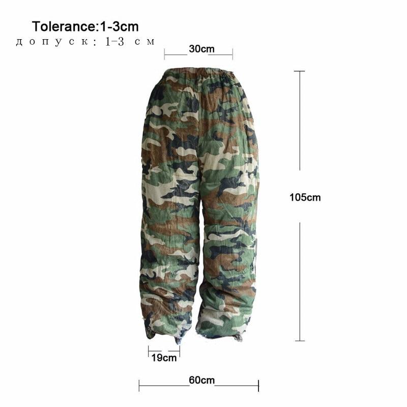 Ghillie de chasse en plein air costumes 3D Bionic armée Airsoft uniforme Sniper chasse vêtements Camouflage Ghillie costume vêtements pour la chasse - 4