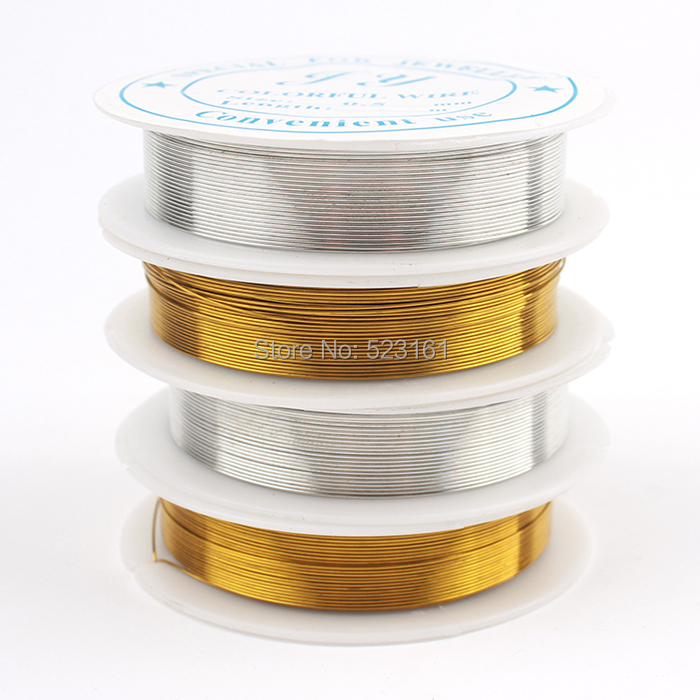 Colored Craft Wire 24 Gauge - Dolgular.com