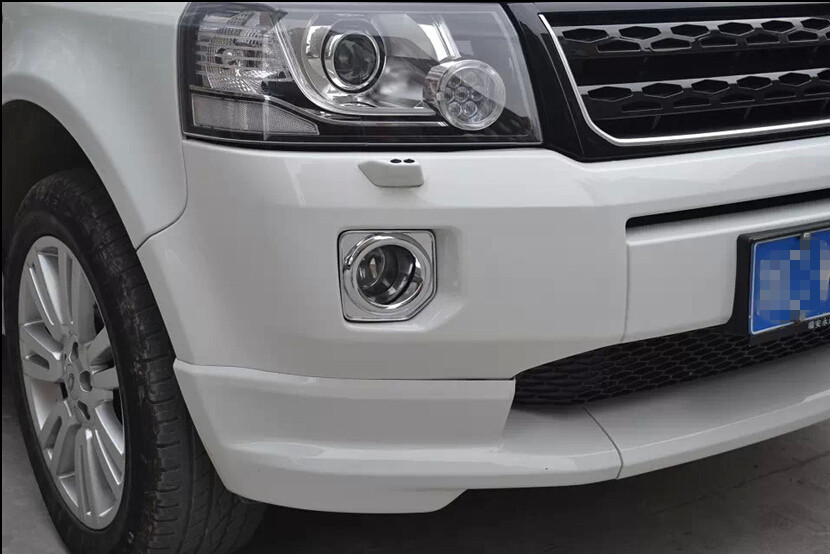 High quality For LAND ROVER Freelander 2 2012 2015 Front fog light font b lamp b