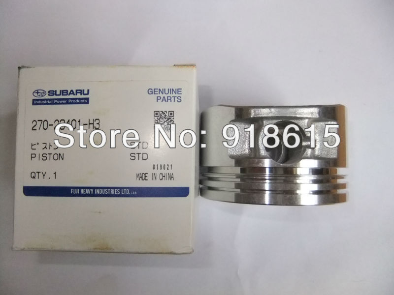 цена на ROBIN EH25 gasoline engine parts, Piston, geniune parts,accessories.